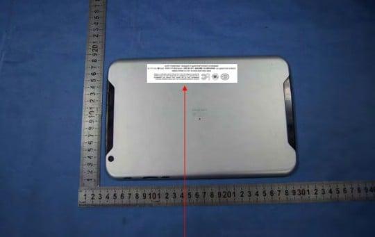 Czterordzeniowy tablet Creative HanZpad w FCC 28