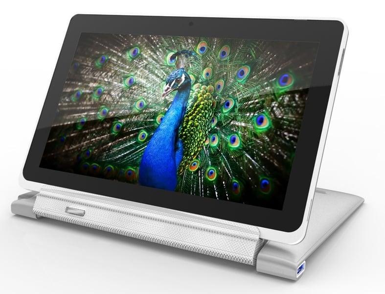 Tabletowo.pl Acer: tablety Microsoft Surface mają zwiększyć tempo rozwoju rynku Acer