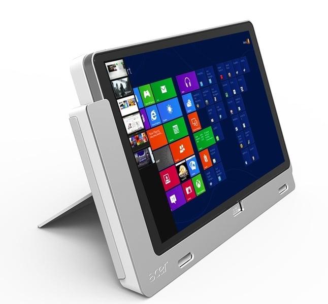 11,6-calowy Acer Iconia Tab W700 pierwszym tabletem z Windows 8 (wideo) 27