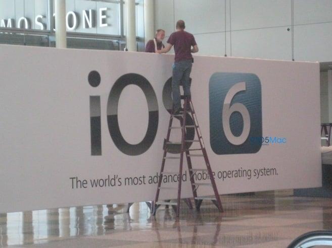 Tabletowo.pl Na WWDC na pewno zobaczymy iOS 6, a oto dowód Apple Plotki / Przecieki
