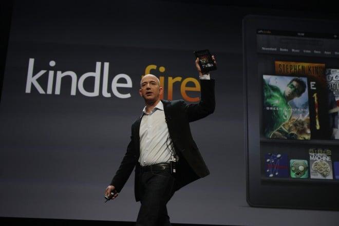 Tabletowo.pl Amazon Kindle Fire z grami z elementami społecznościowymi Plotki / Przecieki