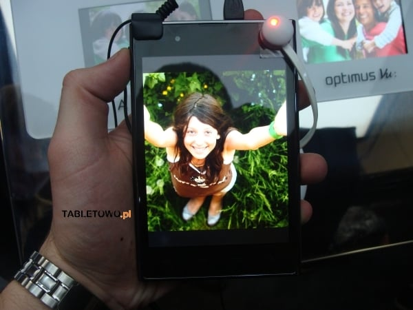 Tabletowo.pl Android 4.0 ICS dla LG Optimus Vu w postaci Value Pack LG Nowości