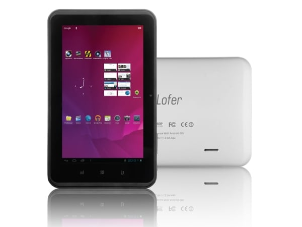 tablet o'lofer justtab c740