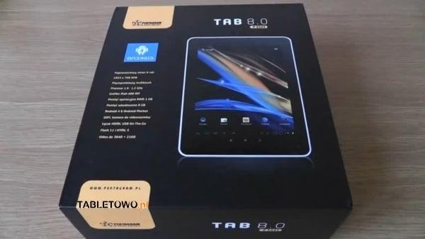 Tabletowo.pl Recenzja tabletu Pentagram Tab 8.0 P5332 Nowości Recenzje