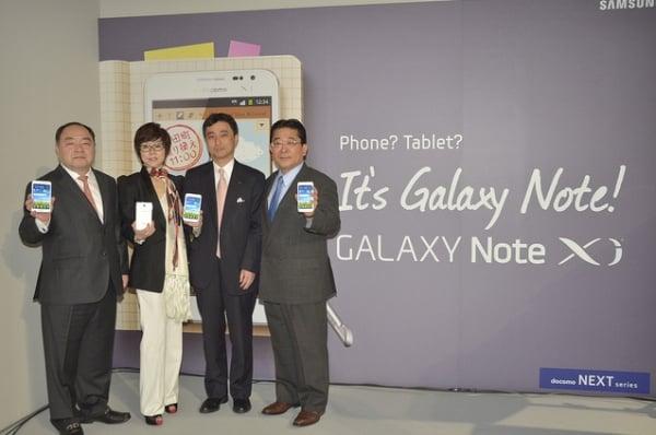 Tabletowo.pl Samsung sprzedał 7 milionów Galaxy Note Nowości Samsung