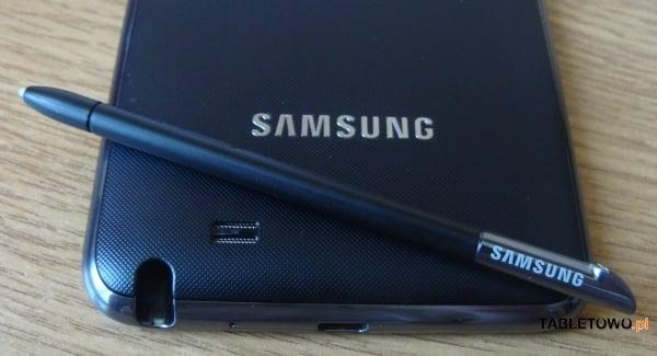 Tabletowo.pl Tajemnica rysika Samsunga Galaxy Note Nowości