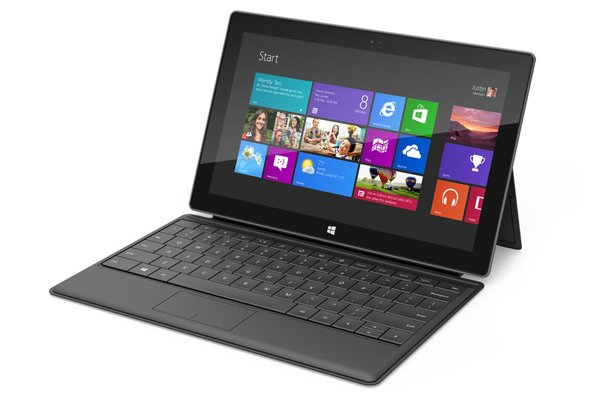 Microsoft Surface: 10,6-calowy tablet z Windows 8 (wideo)