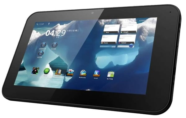 tablet hannpsree hannspad
