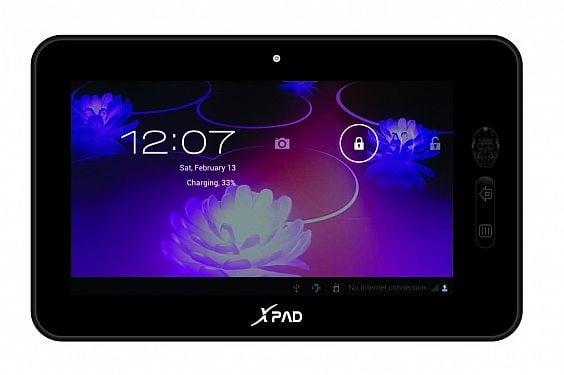 Tabletowo.pl Simmtronics XPad: Android 4.0 ICS za 81 dolarów... lub mniej Nowości