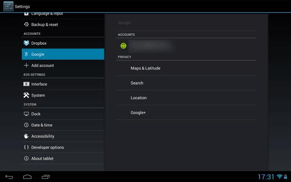 Tabletowo.pl Opinia użytkownika: Android 4.1 Jelly Bean na tablecie Motorola Xoom Motorola Nowości Recenzje