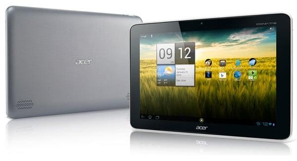 Tabletowo.pl Acer Iconia Tab A210 w Europie we wrześniu Acer Nowości