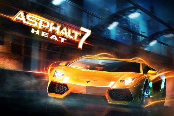 Tabletowo.pl Asphalt 7: Heat trafił do Google Play. Cena: 3,16 zł Aplikacje Nowości