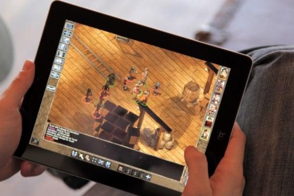 Tabletowo.pl Baldur's Gate: Enhanced Edition we wrześniu Aplikacje Nowości