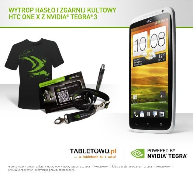 Tabletowo.pl Konkurs: Wytrop HTC One X! Konkursy