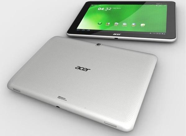 Tabletowo.pl Acer Iconia Tab A701 (z 3G) wyceniony na 2449 złotych Acer Nowości