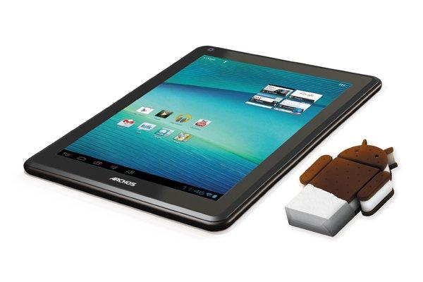 Tabletowo.pl Archos przedstawia tablety Element z systemem Android 4.0 ICS i ekranami IPS  Nowości