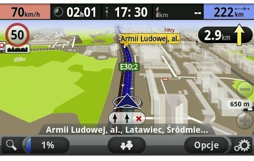 Tabletowo.pl AutoMapa na Androida dostępna w Google Play Aplikacje Nowości