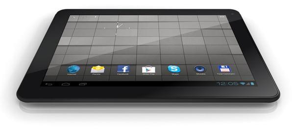 Tabletowo.pl Benger Versa Tab: 9,7'', Android 4.0 ICS i polskie korzenie Nowości