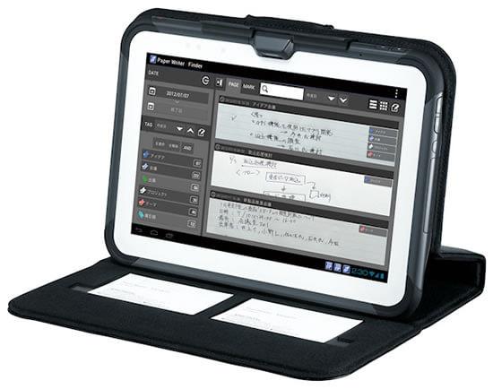 Tabletowo.pl V-T500-GE i V-T500-E: tabletowe twardziele od Casio Nowości