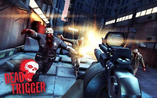 Tabletowo.pl Dead Trigger dostępny za darmo w Google Play Aplikacje Nowości