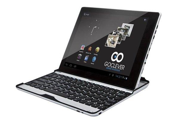 Tabletowo.pl GoClever Tab A972BK: 9,7-calowa nowość z klawiaturą za 829 złotych (promocja) Nowości Promocje