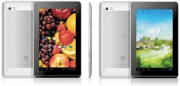 Tabletowo.pl Nowy tablet od Huawei: MediaPad 7 Lite Nowości