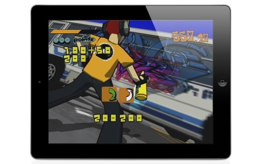 jet set radio ios android