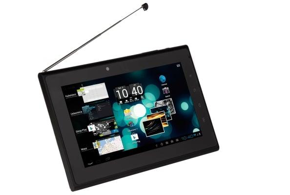tablet kiano core 2 dvb-t gps