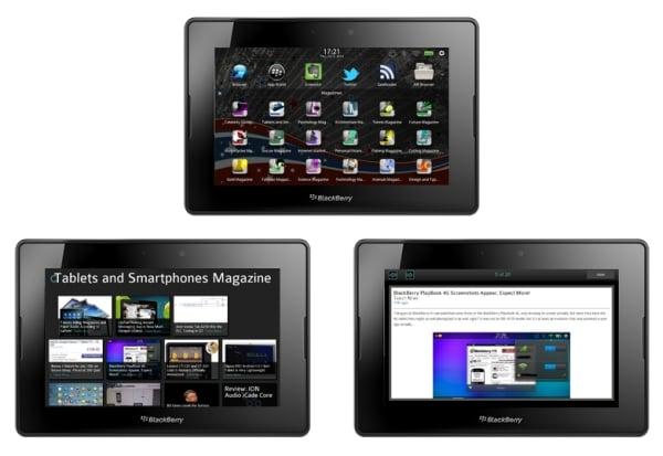Tabletowo.pl S4B prezentuje 24 magazyny dla tabletu BlackBerry PlayBook Aplikacje BlackBerry Nowości