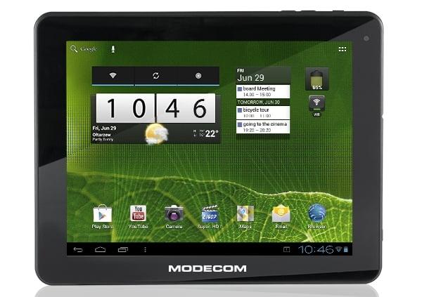 """Tabletowo.pl Modecom FreeTAB 9701: IPS, 9,7"""", Android 4.0 za 799 złotych Nowości"""