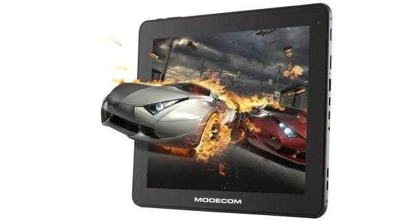Tabletowo.pl Modecom FreeTAB 9702 IPS X2 z dwurdzeniowym Rockchip RK 3066 Nowości
