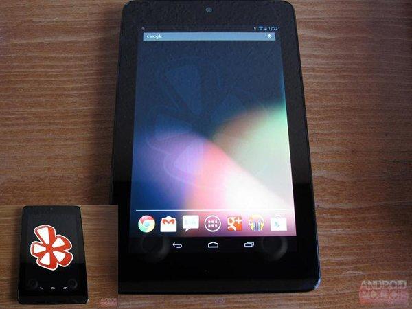 Tabletowo.pl Google Nexus 7 ma poważne problemy z ekranem (update: odpowiedź Asusa) Ciekawostki