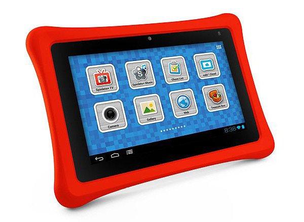 Tabletowo.pl Nabi 2: dziecięcy tablet z Tegrą 3 i Androidem 4.0 ICS za 200 dolarów Nowości
