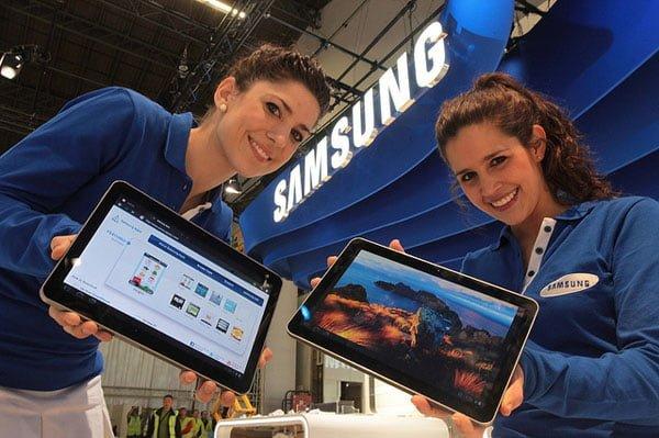 Tabletowo.pl Na swojej stronie internetowej Apple musi przyznać, że Samsung nie skopiował iPada Apple Samsung