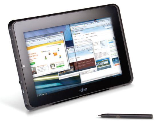 Fujitsu przedstawia nowy tablet Stylistic Q552 z systemem Windows 18