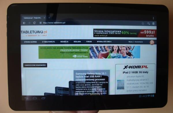 Tabletowo.pl Recenzja tabletu Shiru Shogun (wideo) - aktualizacja Nowości Recenzje