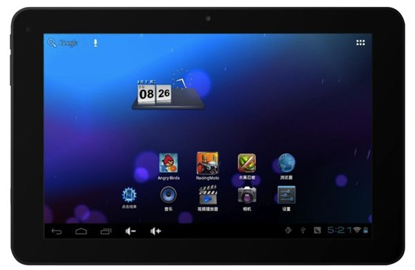 """Tabletowo.pl Shiru Shogun: 10,1"""", IPS, Android 4.0, dwa rdzenie i 1GB RAM za 899 złotych (update) Nowości"""