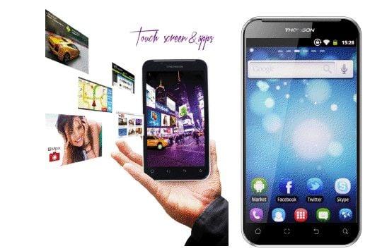 Tabletowo.pl Thompson X-View 2, konkurent Galaxy Note, zadebiutuje na IFA Nowości Plotki / Przecieki