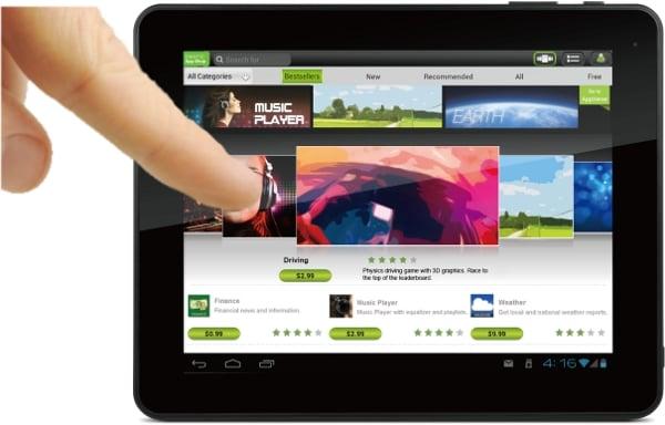 Tabletowo.pl 9,7-calowy tablet Vedia X36 debiutuje w cenie 799 złotych Nowości