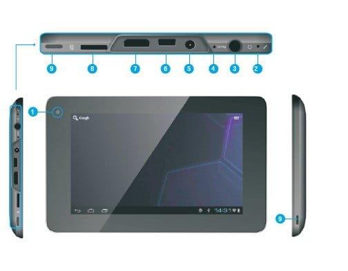 Tabletowo.pl ViewSonic ViewPad E72 puka do drzwi komisji FCC Nowości