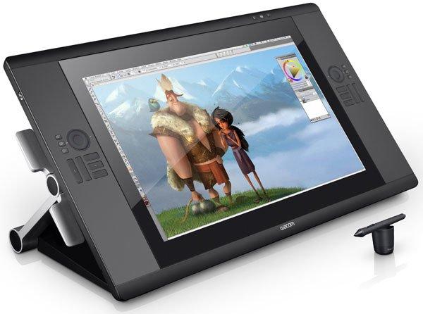 Wacom prezentuje nowe tablety graficzne Cintiq 22HD i 24HD Touch (wideo) 15