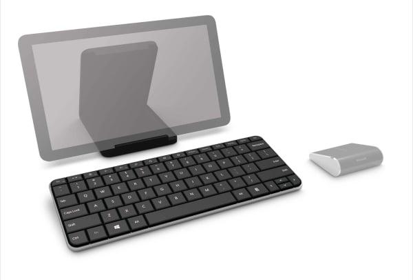 Tabletowo.pl Microsoft przedstawia klawiaturę Wedge z etui-podstawką do tabletu i inne akcesoria Akcesoria Nowości