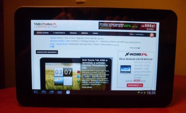 Tabletowo.pl Promocja: tablet Plug Impact za 459 złotych Ciekawostki Nowości Promocje