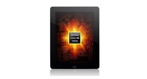 """Tabletowo.pl Pentagram Tab 10.3 Dual Core: 9,7"""" z dwoma rdzeniami Nowości"""