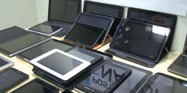 Tabletowo.pl Przegląd ważniejszych tabletów od 2009 roku - wideo Ciekawostki Nowości