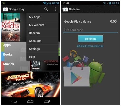 Tabletowo.pl Karty podarunkowe i listy życzeń wkrótce w Google Play Aplikacje Nowości Plotki / Przecieki