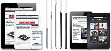 Tabletowo.pl iPad mini będzie wyglądał jak wielki iPod touch? Apple Nowości Plotki / Przecieki