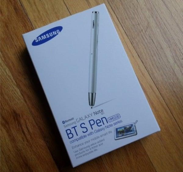 Tabletowo.pl Samsung też ma rysik - słuchawkę Bluetooth: BT S Pen Ciekawostki Nowości Samsung