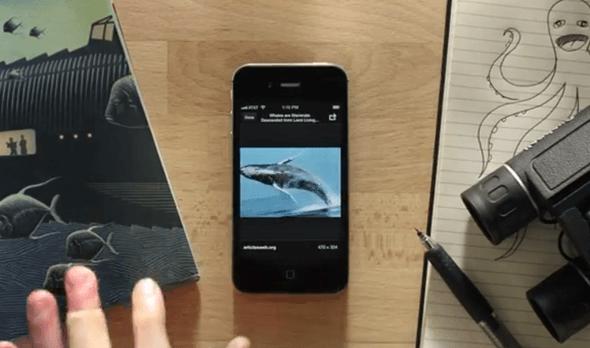 Tabletowo.pl Nowa aplikacja Google Search na iOS konkurencją dla Siri (wideo) Aplikacje