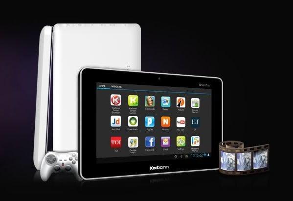 Tabletowo.pl Smart Tab 1: pierwszy 7-calowy tablet z Jelly Bean w Indiach Ciekawostki Nowości